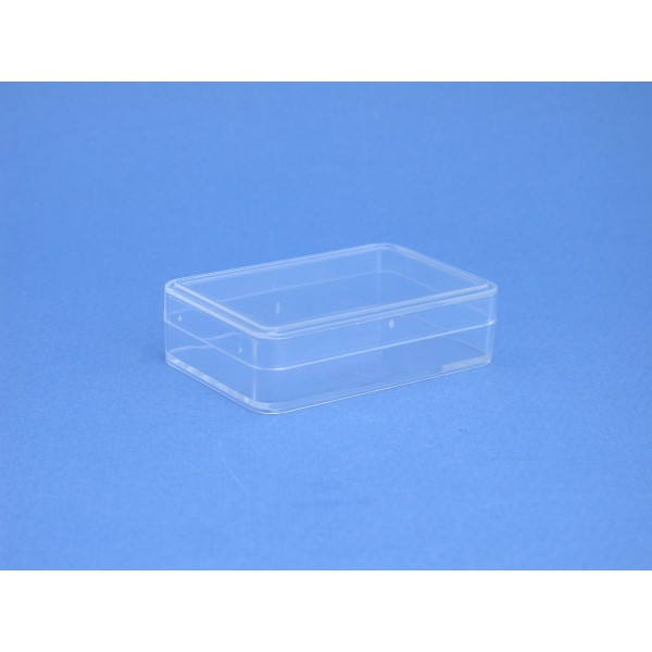 Plastic doosje 58 x 38 x 17 mm stapelbaar for Plastic doosjes