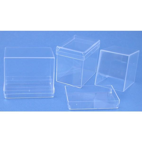 Plastic doosje 60 x 40 x 52 mm for Plastic doosjes