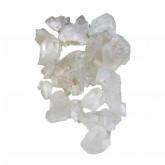 Bergkristal ruw, 1 kg.