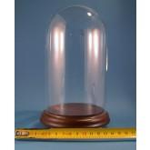 Glazen stolp 76 mm