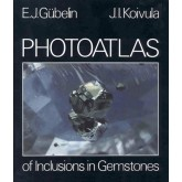 Photoatlas of inclusions in gemstones vol. 1 (antiquarisch)