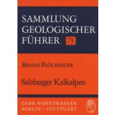 SGF  73 - Salzburger Kalkalpen