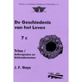 Geschiedenis v.h. leven - 7c - Trias - Arthropden en ....
