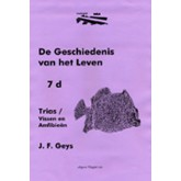 Geschiedenis v.h. leven - 7d - Trias - Vissen en Amfibie