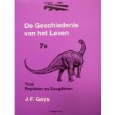 Geschiedenis v.h. leven - 7e - Trias - Reptielen en Zoogdieren