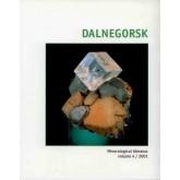 Mineralogical Almanac Vol4/2001