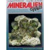 Mineralienwelt jaargang 2010