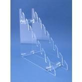 Acrylglas trap voor platte objecten
