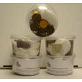 Mini-slijpset stenen slijpen op glas