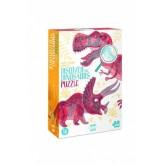 Ontdek de Dinosaurussen (200 Stukjes)