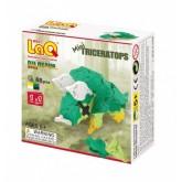 LaQ Dinosaurus wereld Mini Triceratops