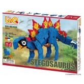 LaQ Dinosaurus wereld Stegosaurus