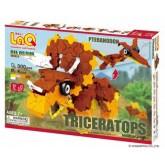 LaQ Dinosaurus wereld Triceratops & Pteranodon