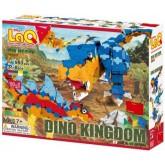 LaQ Dinosaurus wereld Dino Koningsrijk