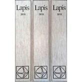 Lapis-sammelmappe 2019